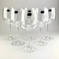 Набор бокалов для вина Bohemia Nancy 6шт b40300 (340мл)