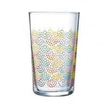 Набор высоких стаканов Luminarc Artificia Yellow 3 шт P0630 (300мл)