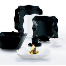 Сервиз столовый Luminarc Authentic Black&White P4677 38пр