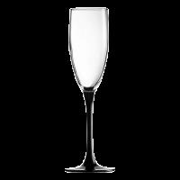 Набор бокалов для шампанского Luminarc Domino 6 шт H8167 (170мл)