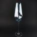 Бокал для шампанского Abra 350 мл ab01 голубой