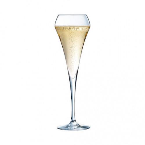 Набор бокалов для шампанского C&S Open Up 6 шт U1051 (200мл)