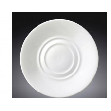 Набор универсальных блюдец Wilmax WL-996100 (15см)