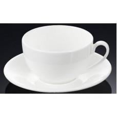 Набор чашек с блюдцами для капучино Wilmax WL-993001 (180мл)