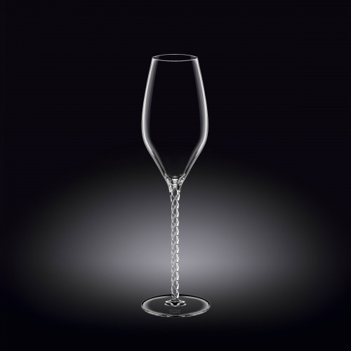 Набор бокалов для шампанского Wilmax Julia Vysotskaya 2 шт WL-888104-JV / 2C (300мл)