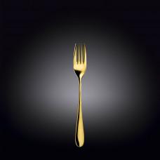 Набор десертных вилок Wilmax Stella Gold 2 шт WL-999155 / 2B (19см)