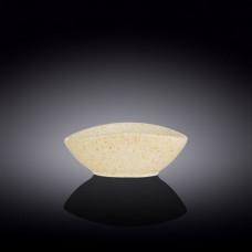 Блюдо овальное глубокое Wilmax Sandstone WL-661319/A (16х15х6 см)