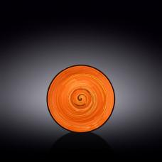 Блюдце Wilmax Spiral Orange WL-669335/B (14 см)