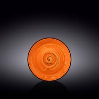Блюдце Wilmax Spiral Orange WL-669336 / B (15 см)
