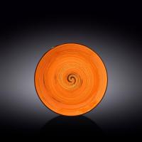 Тарелка круглая Wilmax Spiral Orange WL-669312/A (20,5 см)