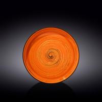 Тарелка Wilmax Spiral Orange WL-669319/A (23 см)