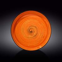 Тарелка Wilmax Spiral Orange WL-669320/A (28 см)