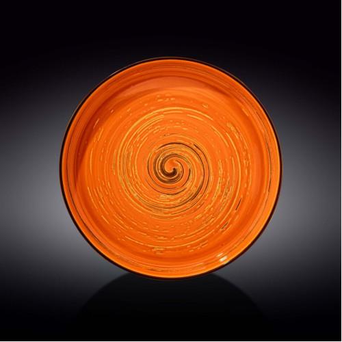 Тарелка Wilmax Spiral Orange WL-669320 / A (28 см)