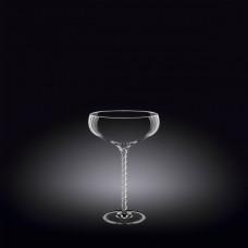 Набор бокалов-креманок для шампанского Wilmax Julia Vysotskaya WL-888105-JV / 2C (300мл) - 2шт